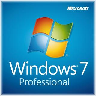Windows 7 Professional - Original Y Descargable - The Wizard