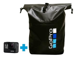 Gopro Video Camara Digital Hero 7 Black Edition + Mochila