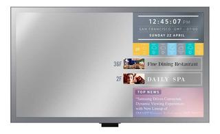 Smart Signage 32 Pulgadas Espejo Vidriera Digital Led Samsung Local Carteleria Propaganda Publicidad Fullhd Uso Continuo