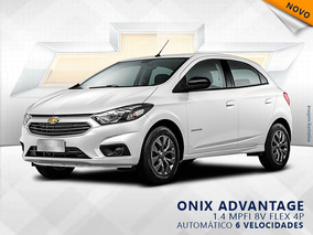 Onix 1.4 Automatico 2019 (256782)