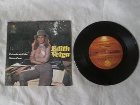 Lp Compacto Edith Veiga 1981 Estrada Da Vida, Seminovo