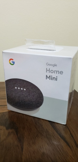 Google Home Mini Speaker Inteligente
