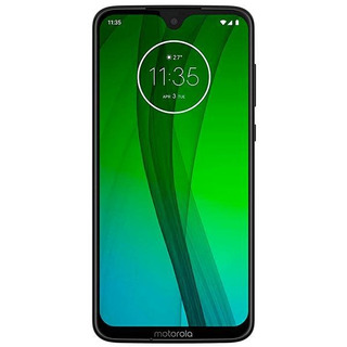 Smartphone Motorola Moto G7 Xt1962-4 Dual 64gb 6.2 - Preto