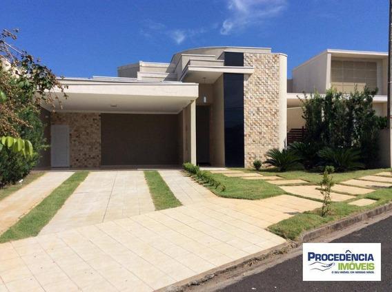 Casa À Venda, 210 M² Por R$ 735.000,00 - Residencial Gaivota I - São José Do Rio Preto/sp - Ca1122