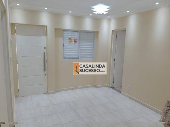 Casa Com 3 Dormitórios Para Alugar, 100 M² Por R$ 2.000/mês - Penha De França - São Paulo/sp - Ca6173