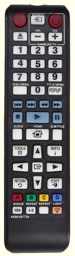 Imagen 1 de 1 de Control Remoto Ak59-00172a Bluray Samsung
