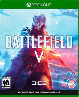 Juegos Xbox One Battlefield V