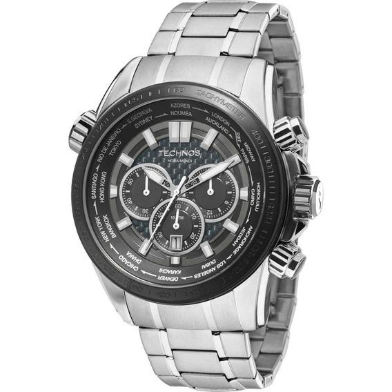 Relógio Masculino Technos Analógico Os2aak/1k - Clocke