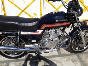 Vendo Moto Honda Cb 400 Japonesa Linda Moto
