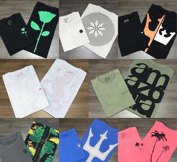 Camisas T Shirts Osklen - 10und