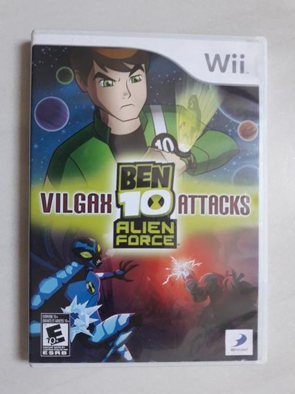 Ben 10 Wii