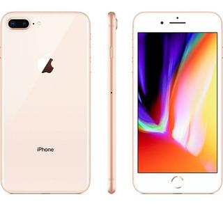 Apple iPhone 8 Plus 256gb Original Vitrine Pronta Entrega