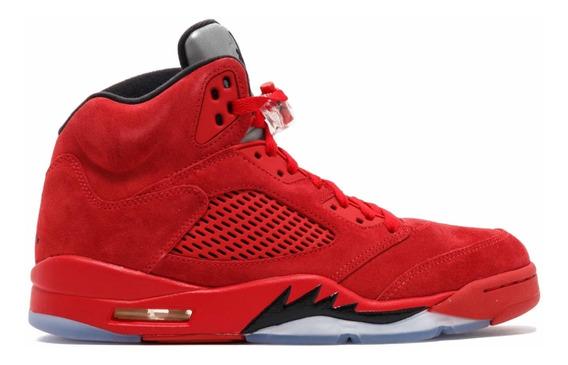 Zapatos Deportivos Jordan Retro 5 Caballero