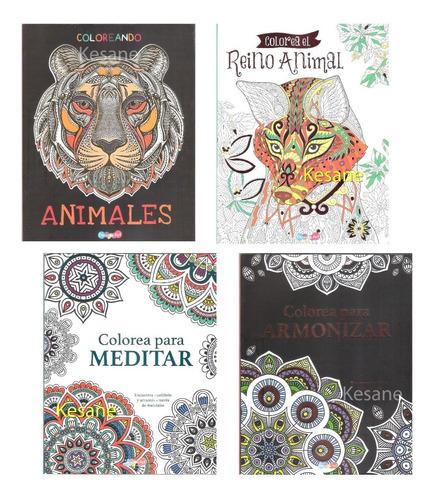 Imagen 1 de 9 de Paquete Mandalas Para Iluminar Colorear Terapia Libro Estres
