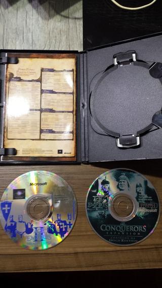 Age Of Empires Gold Edition 2 Com Expansao