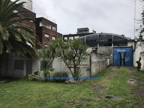 Iza. Venta Alquiler Local Industrial Galpon Deposito Garaje