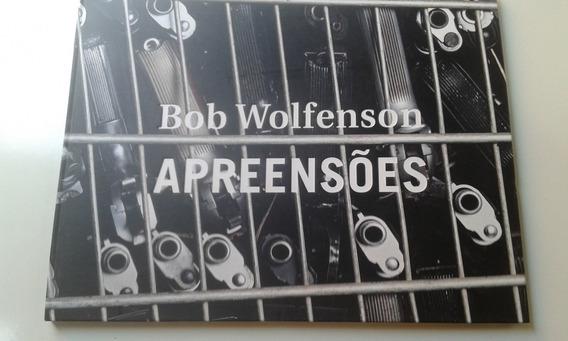 Livro - Apreensões - Bob Wolferson - Cosac Naify