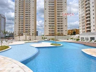 Lindo Apartamento 156m², 3 Suítes, No Domo Home, Em Sbc! - Ap0022