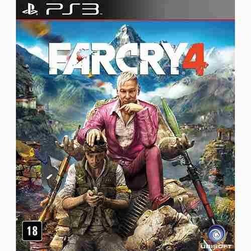 Farcry 4 Ps3 Novo E Lacrado Pt-br Rcr Games