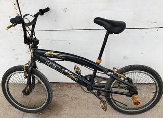 Bicicleta Bmx (freestyle) Sbk Black Magic Rodado 20