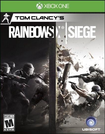 Tom Clancys Rainbow Six: Siege - Xbox One - Lacrado