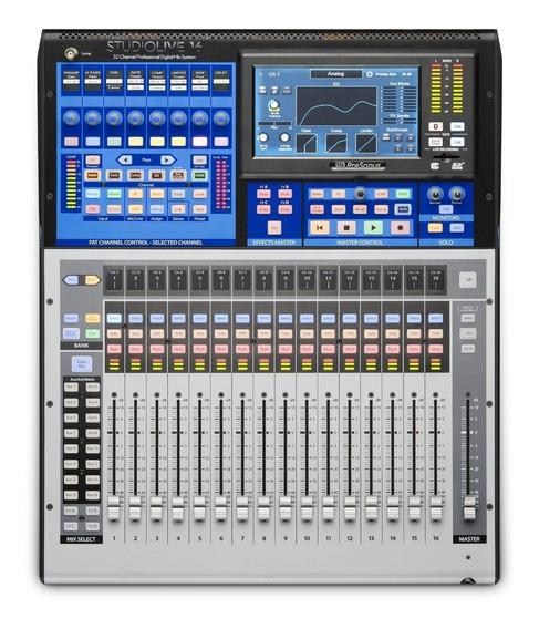 Mixer Presonus Live 16 Series Lll