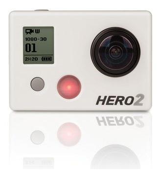 Gopro Hero 2 Mais Acessórios, 3 Baterias Originais