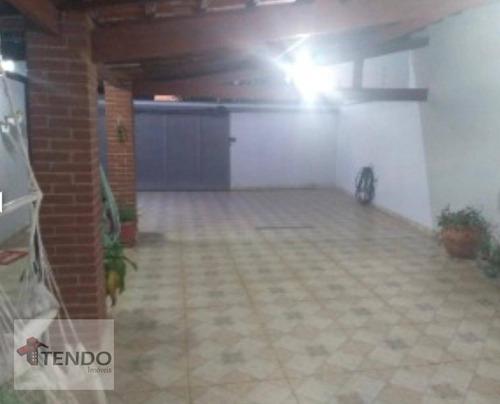 Imagem 1 de 19 de Casa Com 3 Dormitórios À Venda, 120 M² Por R$ 445.000,00 - Jardim Doutor Carlos Augusto De Camargo Andrade - Indaiatuba/sp - Ca0220