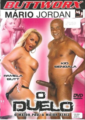 Dvd O Duelo Kid Bengala E Pamela Butt (usado) | Mercado Livre
