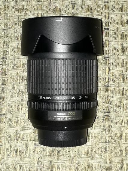 Nikon 18-135mm Af-s F/3.5-5.6 G (nikon Crop)