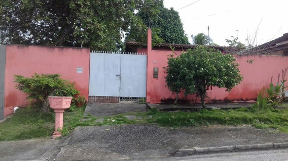 Vende Casa Com Terreno Amplo - Cs1316v