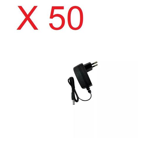 Fonte 12v 1.5amp Bivolt Cftv Modem Lote Com 50 Unidades
