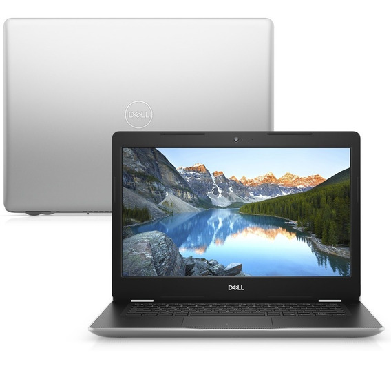 Notebook Dell Inspiron 3481-u20s 14 Ci3 4gb 128gb Ssd Linux