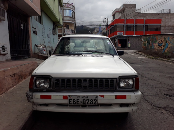 Ford Courier 2000 Blanca