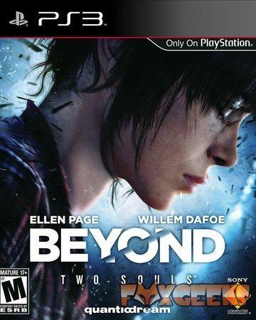 Beyond Two Souls - Ps3 - Midia Fisica - Frete Gratis