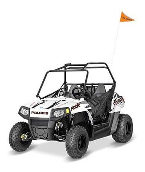 Polaris Rzr 170 White/red