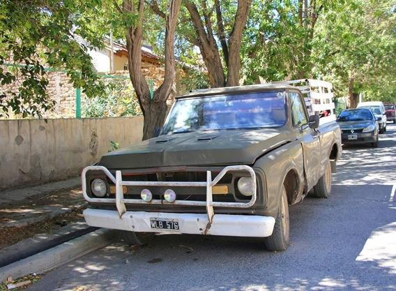 Liquido - Chevrolet Brava 1972 - Oportunidad