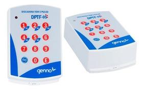 Discadora Telefônica Tom E Pulso Dptf-05 Genno