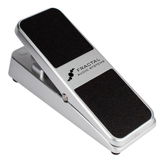 Fractal Ev-1 - Pedal De Expressão E Volume (cor Prata)