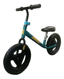 Bicicleta Sin Pedales De Balanceo Rodado 12 Camicleta Envio