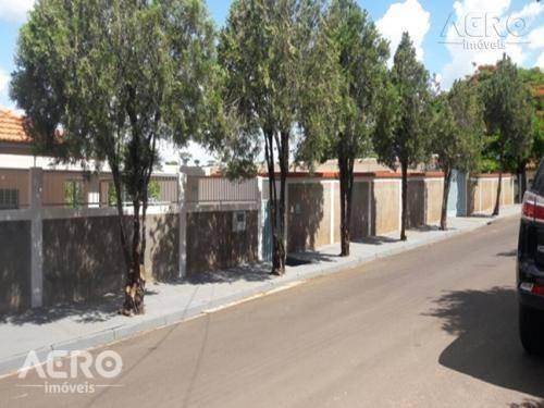 Casa Residencial Para Locação, Rural , Arealva. - Ca1120