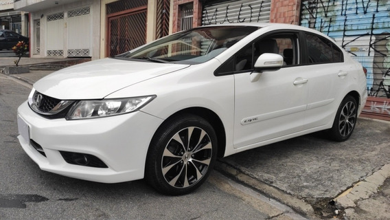 Honda Civic 2015 2.0 Lxr Flex Aut. 4p
