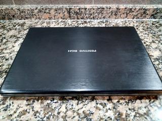 Notebook Positivo Bgh 340gb Hdd/ 4gb Ddr3/ Pentium B950
