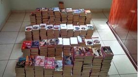 Lote Com 50 Livros Julia Sabrina Bianca Paixao
