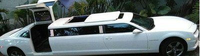 Renta Limousines Camaro Hummer