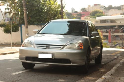 Honda Civic 2002 1.7 Lx 4p