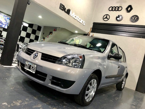 Renault Clio 1.2 Pack 2009 Impecable 5 Puertas..