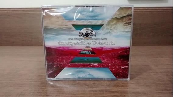 Tangerine Dream The Virgin Years 74-78 - 5 Álbuns Em 3 Cds