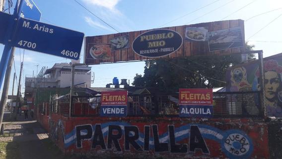 Venta De Importante Lote En Esquina Sobre La Avenida!!!