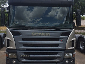 Scania P 340 6x2 Unico Dono Com Contrato De Manutençaõ 2011